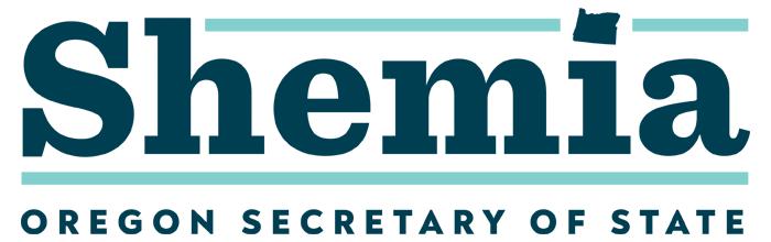 Shemia Fagan for Oregon Secretary of State